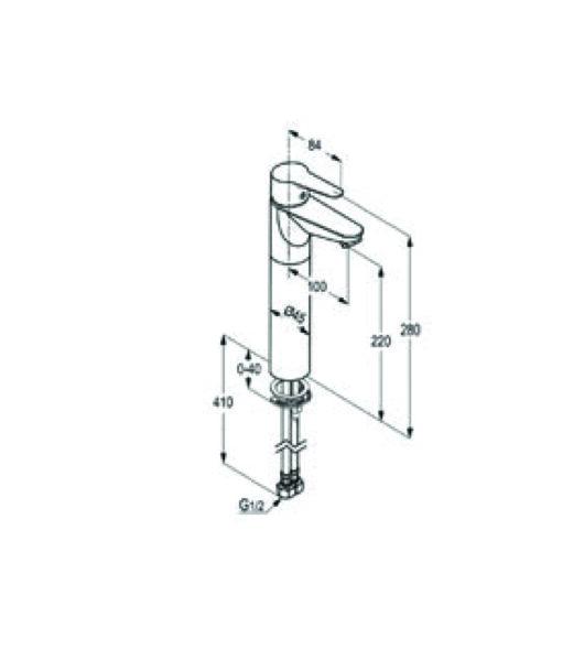 بطارية مغسلة بولارز 10022-02
